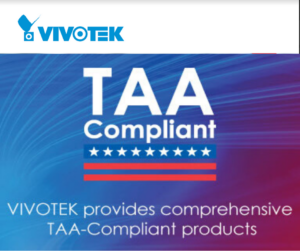 Vivotek Video Surveillance TAA Compliant GSA